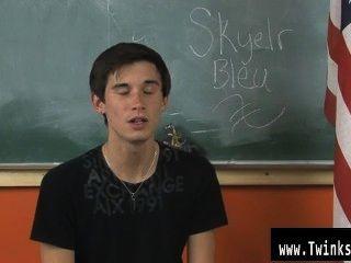性感的同性戀我們出發聽力哪裡skyelr bleu從和什麼他