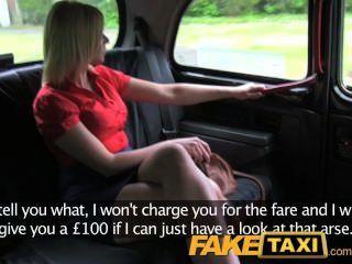出租車的faketaxi冒險與大山雀和緊的小貓
