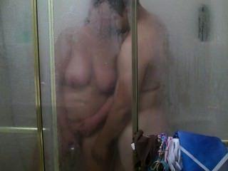 定期淋浴變成鐵桿他媽的和射液:)