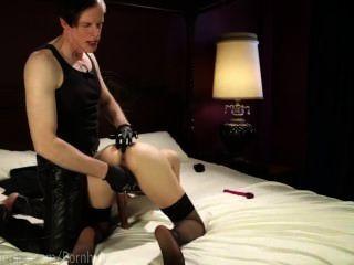 第一次肛交訓練