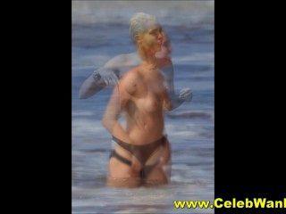 每個麥莉·賽勒斯裸體和裸體永遠