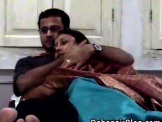 印度夫婦自製性
