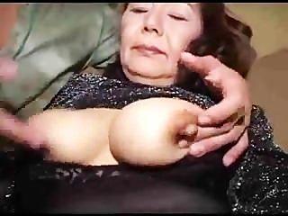 夢幻般的亞洲奶奶