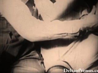 真正的古董色情1940年代金發被搞