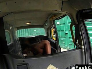 出租車司機他媽的一個黑人女士