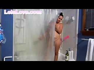lelu愛新淋浴牆假陽具