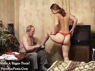 俄羅斯色情dedushka