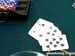 gfs三人行後失去了一個撲克遊戲