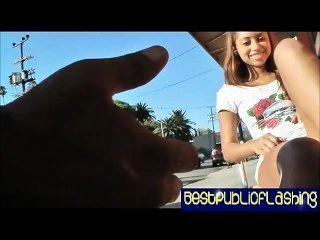 天使cummings是一個青少年公共閃光的夢想pt.2