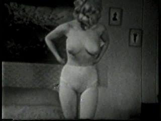 軟核裸體518 50和60年代現場3