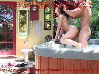 國家蕩婦甜按摩浴缸他媽的