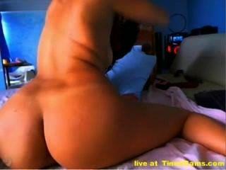 熱布魯內特喜歡肛門
