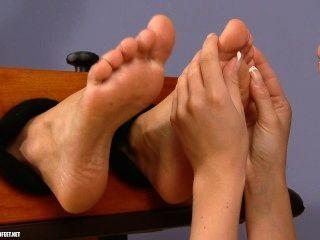 腳癢和崇拜