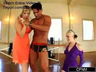 女士濫用舞蹈教練