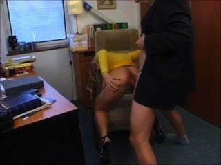 金發德國秘書上司老闆