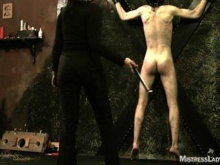 femdom酷刑在地下城與女主人夫人jenny sadist