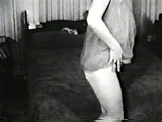 軟核裸體501 50s和60s場景1
