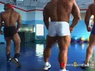 健美運動員greg瓊斯