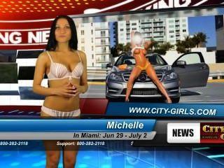 邁阿密護送與女性花費真棒時間