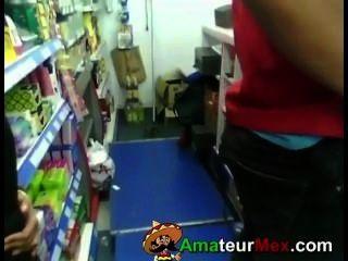 """mamando en tiendas""""extra""""de durango"""