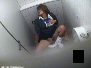 角質女孩統一偷窺廁所手淫
