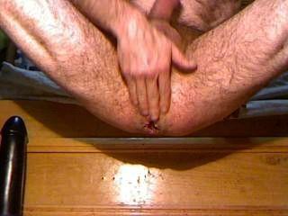 肛門大假陰莖