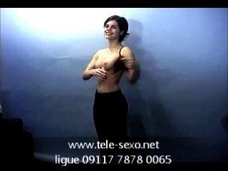 黑髮女孩構成裸照鑄造tele sexo.net 09117 7878 0065