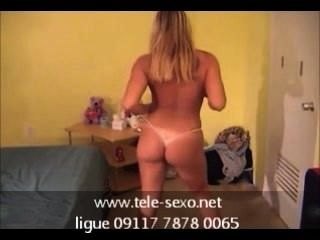 金發碧眼的寶貝跳舞裸體www.tele sexo.net 09117 7878 0065