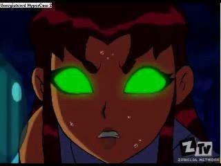 starfire他媽的觸角