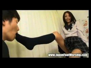 日本腳戀物癖