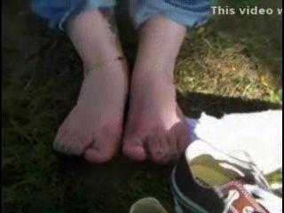 讓我教你...:襪子,腳和腳趾戀物癖