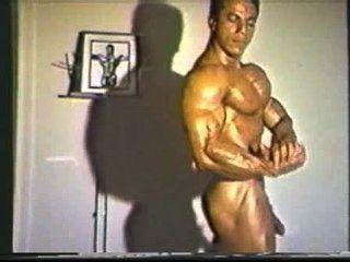 先生。肌肉發達者克里斯·迪克森[1982 mr。奧林匹亞]