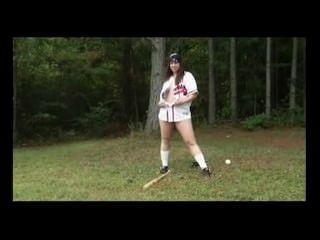 有趣的棒球練習