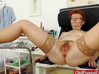 madam gyno除了紅發。子