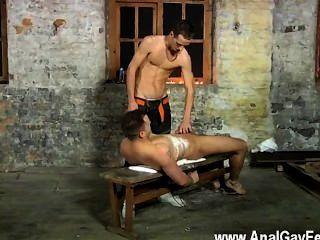 同性戀視頻盧克不總是很高興只是深喉嚨的從