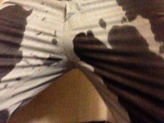 在我的褲子在淋浴很多小便!
