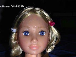 暨在我的娃娃cumshoot娃娃