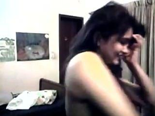 paki最熱的女孩帶戲弄在從伊斯蘭堡的網絡攝影