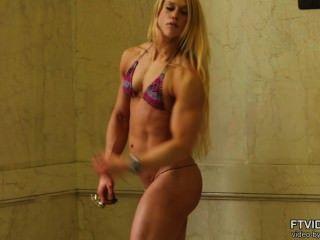 瑞士肌肉女孩質量