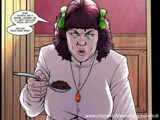 2d漫畫:妓女之家。第5集