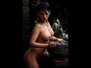 中國美容judy通過osakagirls