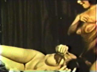 女同性戀peepshow循環586 70s和80s場景4