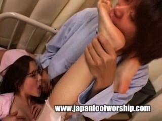 日本腳崇拜4