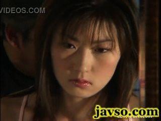 亞洲妻子夢的濕的陰部