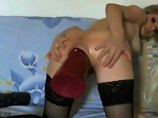 極端肛門gape