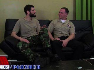 私人antonio和海軍軍團logan