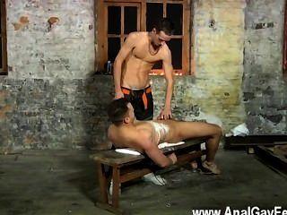 同性戀twinks盧克不總是很高興只是從另一個jizz喉嚨
