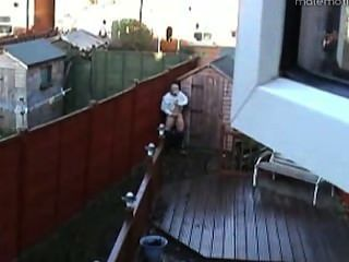 間諜凸輪花匠傑克由花園棚