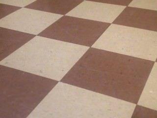 兩個熱無形和沈默的女同性戀他媽的在地板上