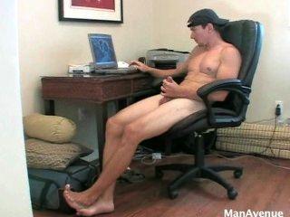伊万在辦公室